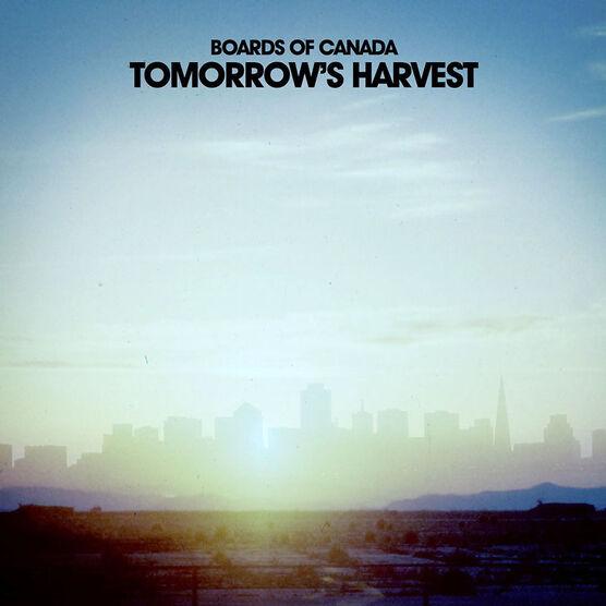 Boards of Canada - Tomorrow's Harvest - Vinyl