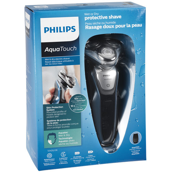 Philips 5000 AquaTouch Electric Shaver - S5420/08