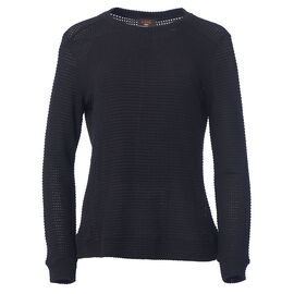 Lava Banded Crew Neck - Black - Assorted