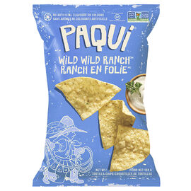 Paqui Tortilla Chips - Very Verde Good - 155g