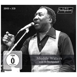 Muddy Waters - Live At Rockpalast - 2 CD + 2 DVD