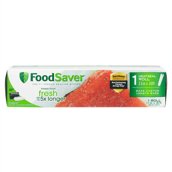 FoodSaver Freezer Roll - 11 x 16ft
