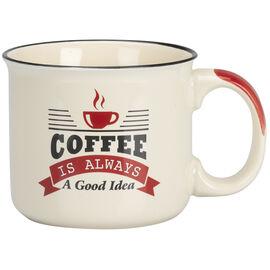 London Drugs Porcelain Mug - Coffee - 520ml - Assortment