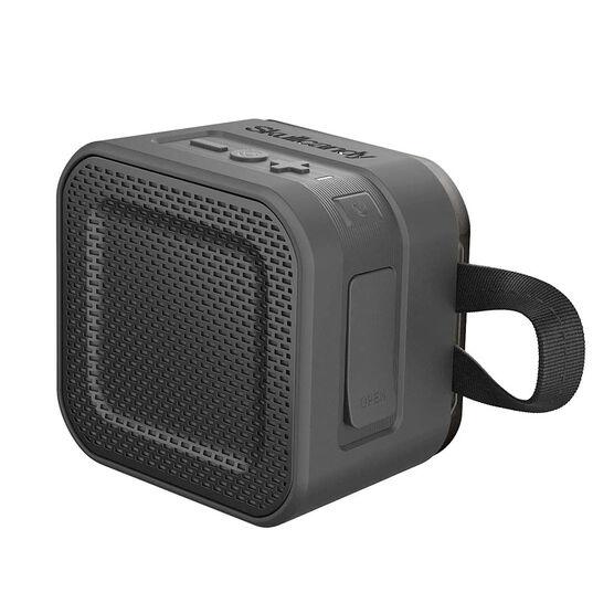 Skullcandy Barricade Mini Bluetooth Speaker - Black/Translucent - S7PBWJ582