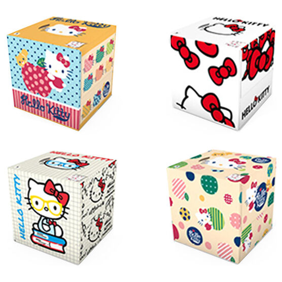 Hello Kitty Facial Tissues - Assorted - 56's