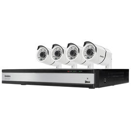 Uniden Wired 720P 4-Channel DVR - UDVR45X4