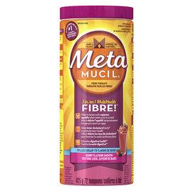 Metamucil 3in1 MultiHealth Fibre Smooth - Berry - 425g