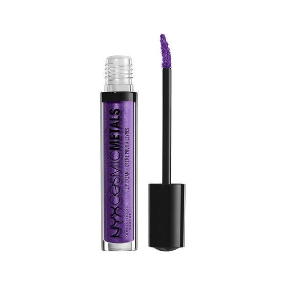 NYX Professional Makeup Cosmic Metals Lip Cream - Ultra Violet