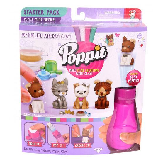 Poppit Starter Kit - Assorted