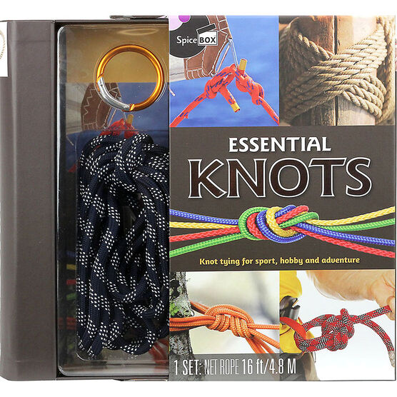 Spicebox Essential Knots Gift Set