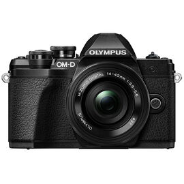 Olympus OM-D E-M10 Mark III with 14-42mm EZ Lens