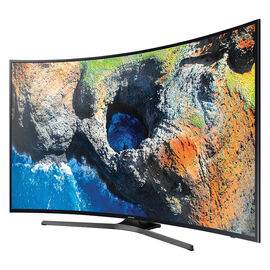 Samsung 65-in 4K UHD Curved TV - UN65MU6500FXZC