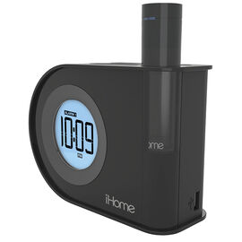 iHome Dual Charging Powercell Alarm Clock - Black - IH402B