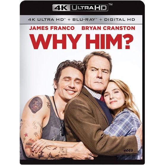 Why Him - 4K UHD Blu-ray