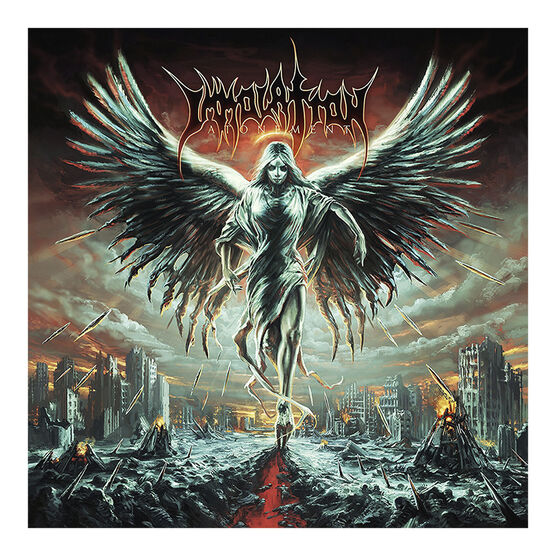 Immolation - Atonement - Splatter Vinyl