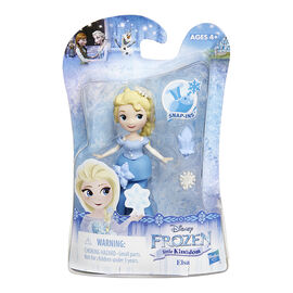 Frozen Small Doll Pack - Assorted