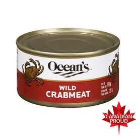 Ocean's Crabmeat with Leg Meat - 120g