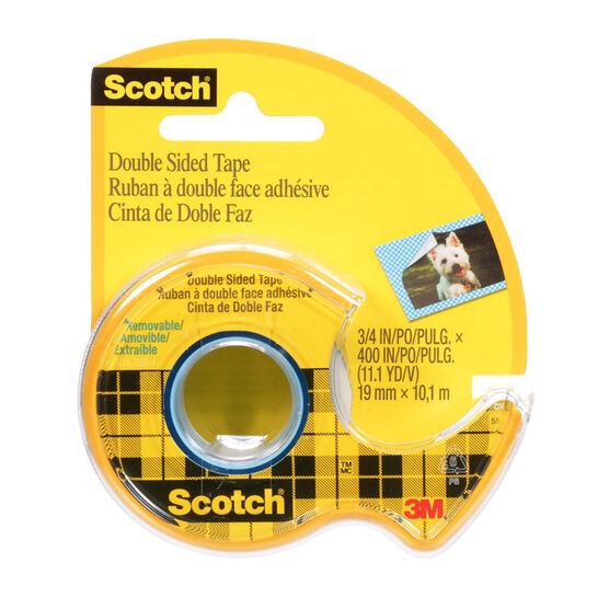 3m scotch double sided tape london drugs. Black Bedroom Furniture Sets. Home Design Ideas