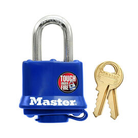 Master Lock Padlock Steel Cover - 40mm