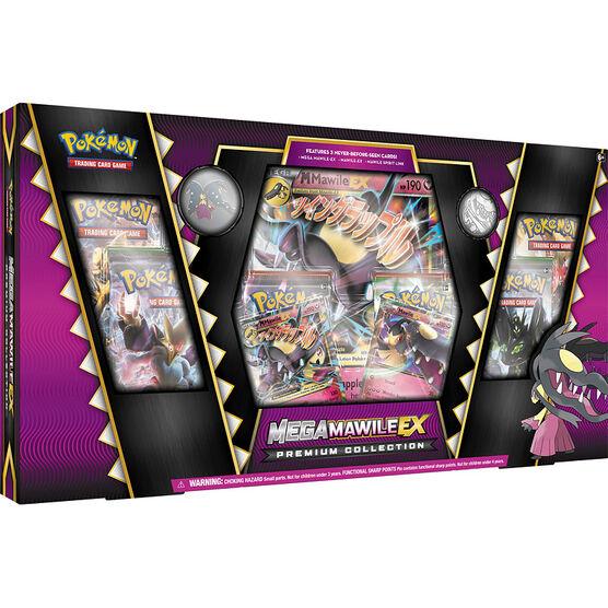 Pokemon Mega Mawile EX Premium Collection