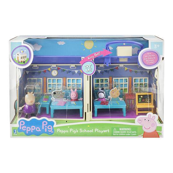Peppa Pig Deluxe School House - 92608