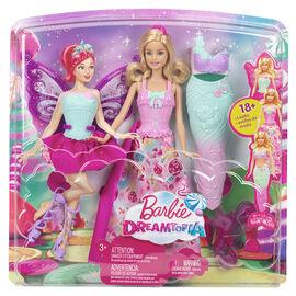 Barbie Dreamtopia Fairytale Dressup - DHC39