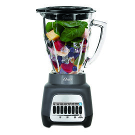 Oster 7 Speed Blender - Grey - BLSTJJ-GPO-033