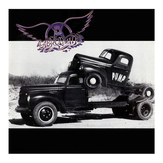 Aerosmith - Pump - 180g Vinyl