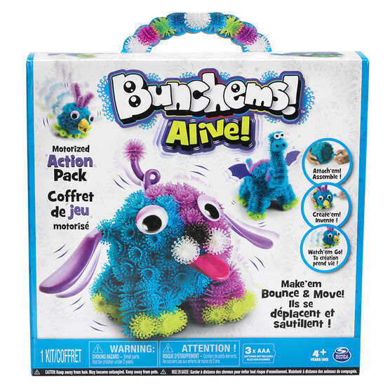 Bunchems Alive - Assorted