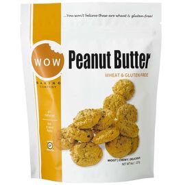 Wow Peanut Butter Cookies - Gluten Free - 227g