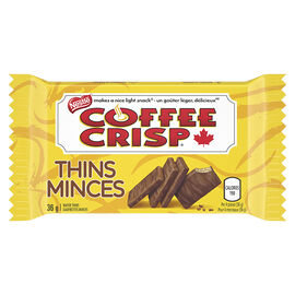 Nestle Coffee Crisp Stix - Salted Caramel - 32g