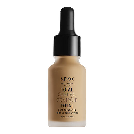 NYX Professional Makeup Total Control Drop Foundation - Classic Tan