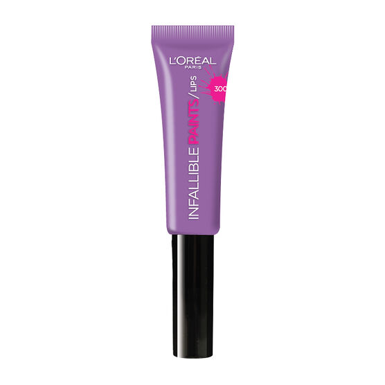 L'Oreal Infallible Paints Lipstick - Lilac Lust