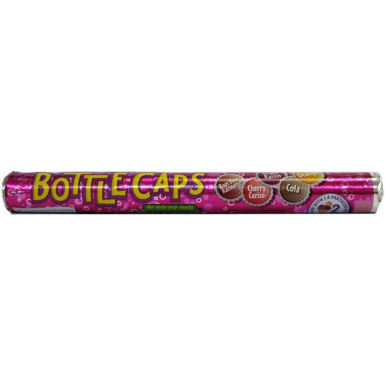 Wonka Bottlecaps Roll - 50g