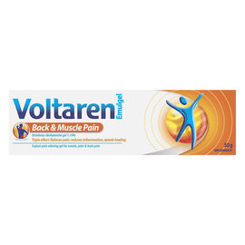 Voltaren Emugel Back & Muscle Pain - 50g