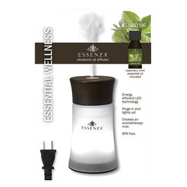 Essenza Ultrasonic Oil Diffuser - Dark Cap