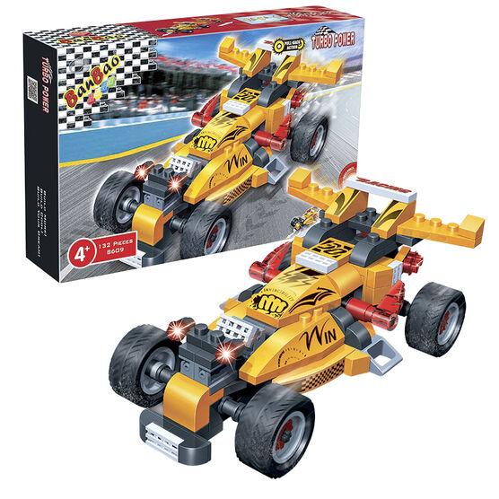 BanBao Turbo Power - Invincibility - 132 piece