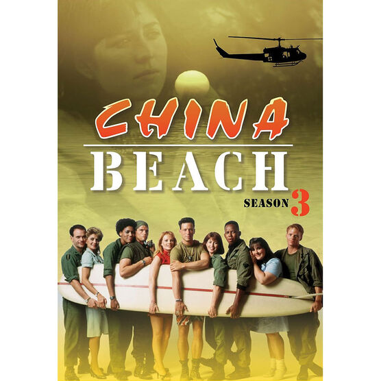 China Beach: Season 3 - DVD