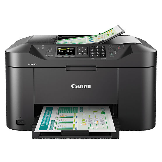Canon Maxify MB2120 Small Office/Home All-in-One Printer