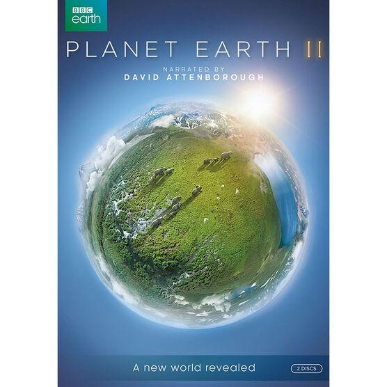 Planet Earth II - DVD