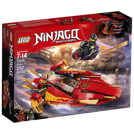 LEGO Ninjago - Katana V11