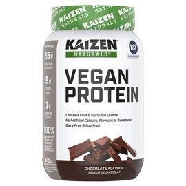 Kaizen Vegan Protein - Natural Decadent Chocolate - 840g