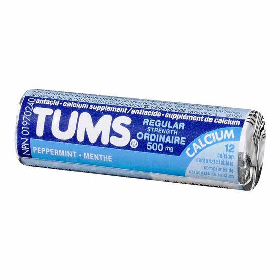 Tums Regular - 12's