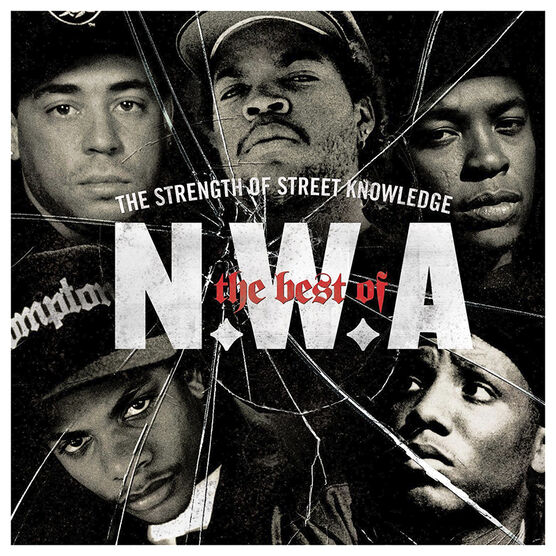 N.W.A. - Greatest Hits - CD