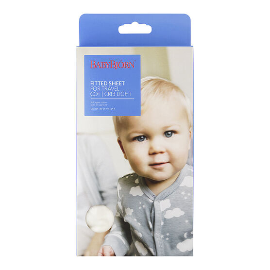 BabyBjorn Fitted Sheet - 043035US