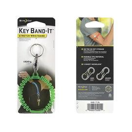 Nite Ize Key Bandit Wristband - Lime Green