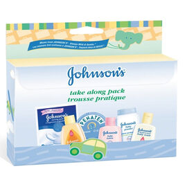 Johnson's & Johnson's Take Along Pack
