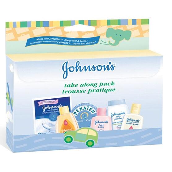 Johnson's & Johnson's Take Along Pack