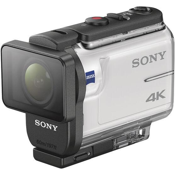 Sony FDR-X3000 4K Action Cam - White - FDR-X3000R