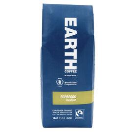 Earth Coffee - Espresso Roast - Whole Bean - 312g
